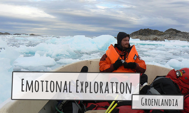 JMOTION SCHOOL Escursione GROENLANDIA Emotional Exploration
