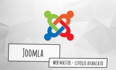 JMOTION SCHOOL Corso di Web Master Joomla