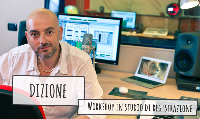 JMOTION SCHOOL Workshop di dizione per speaker