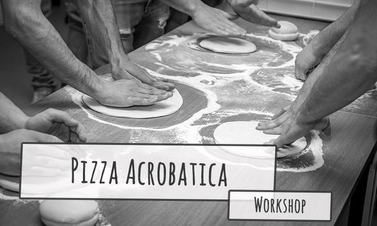 JMOTION SCHOOL Workshop Pizza acrobatica