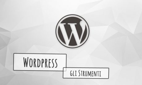 JMOTION SCHOOL Wordpress e gli strumenti