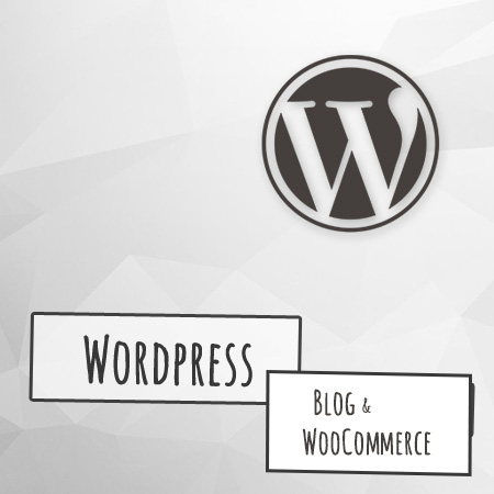 JMOTION SCHOOL Wordpress Blog e WooCommerce