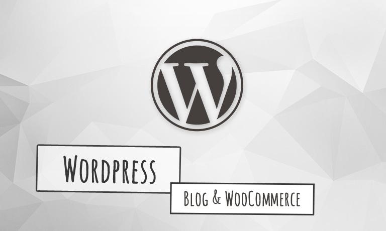 JMOTION SCHOOL Wordpress Blog e WooCommerce