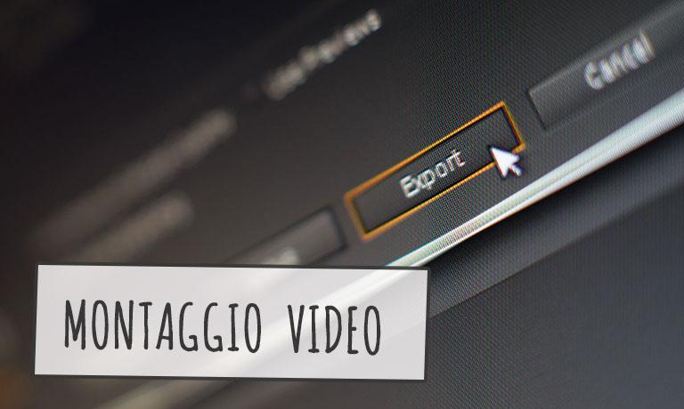 JMOTIONSCHOOL Corso Base MONTAGGIO VIDEO
