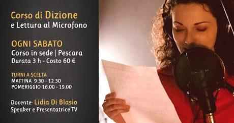 JSCHOOL Corso di Dizione e Lettura al Microfono | Lidia Di Blasio Pescara