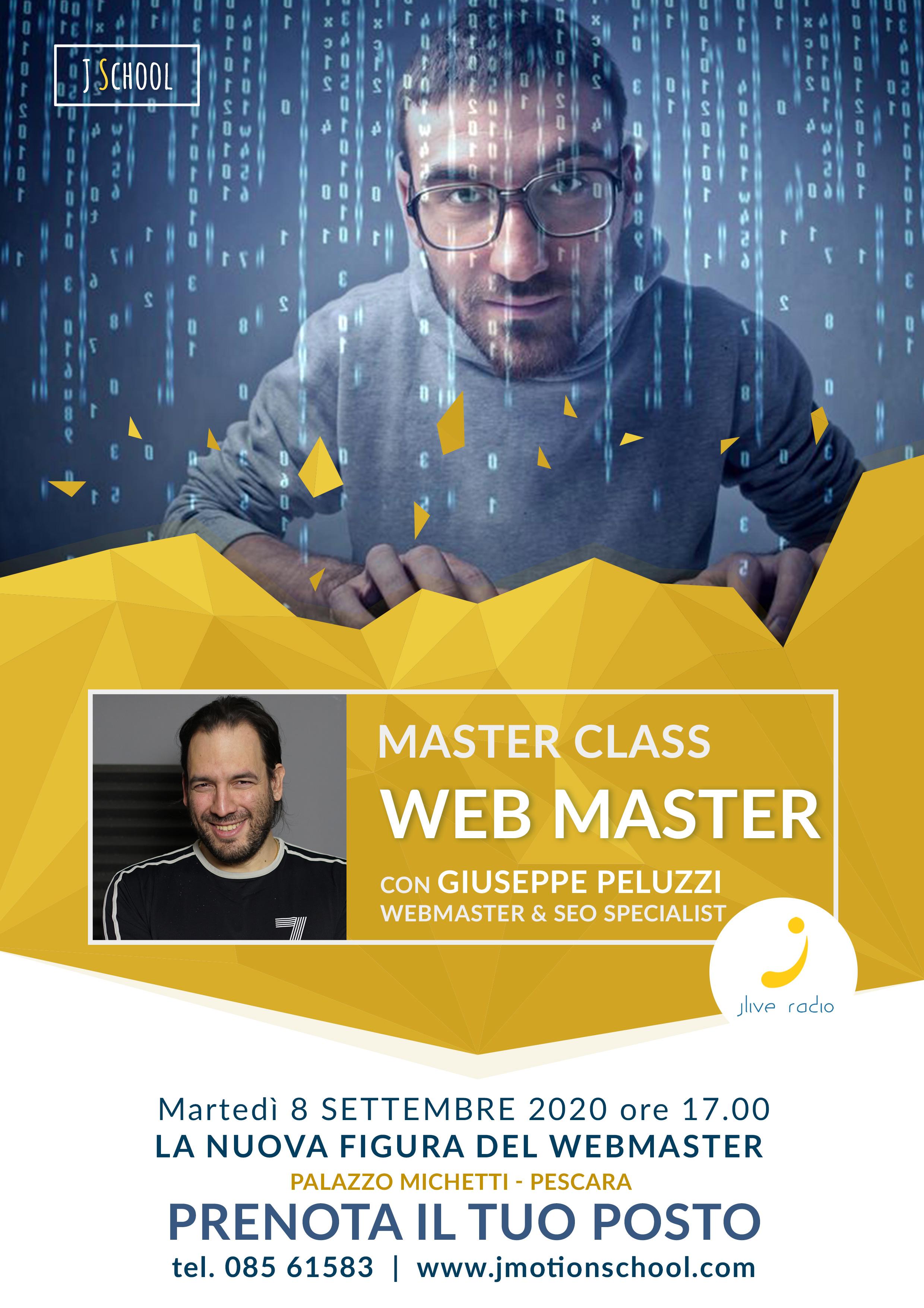 Master Class Giuseppe Peluzzi